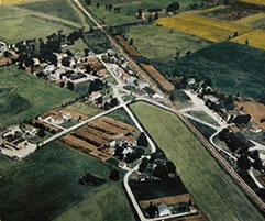 Aerial View of Zachow